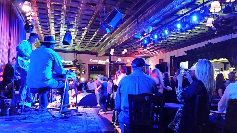Crossroads Saloon Fredericksburg Texas