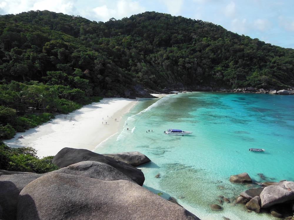 Scuba Thailand Similan Islands