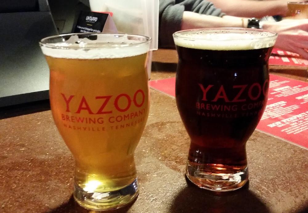 Yazoo Brewing Nashville Craft Beer