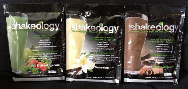 FREE Shakeology Sample