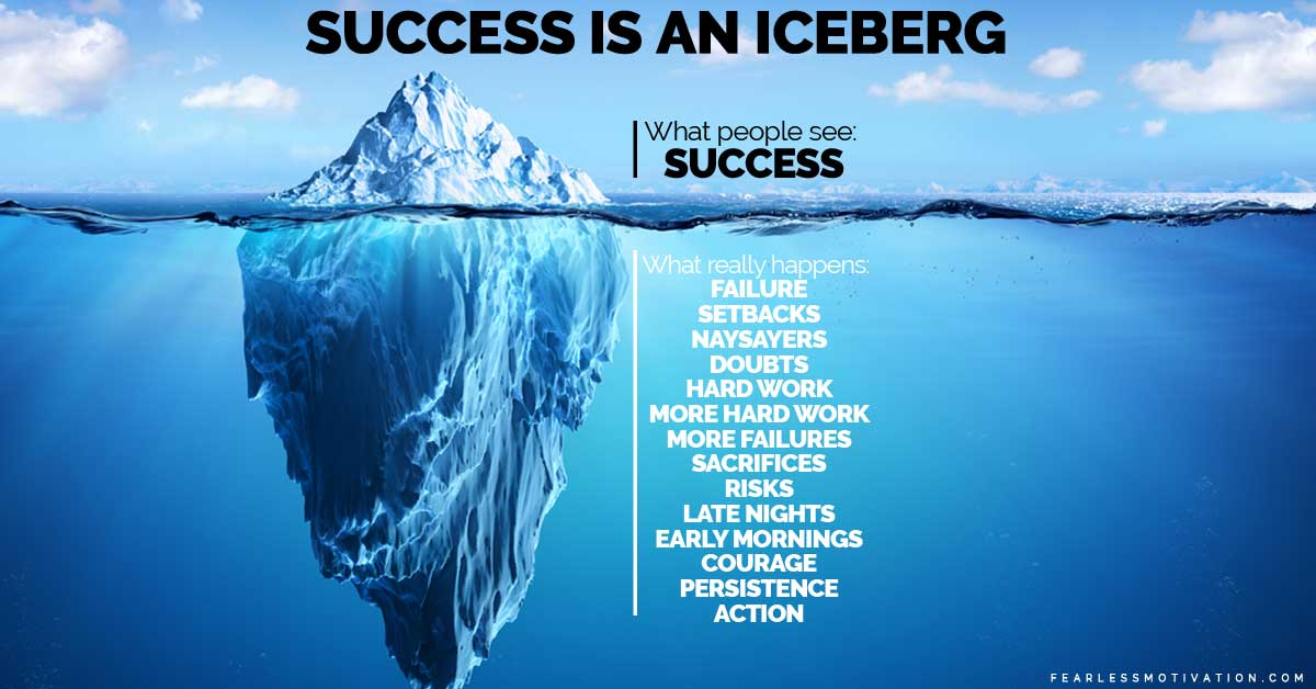 Success Amp Fulfilment Are Waiting For You In The Deep