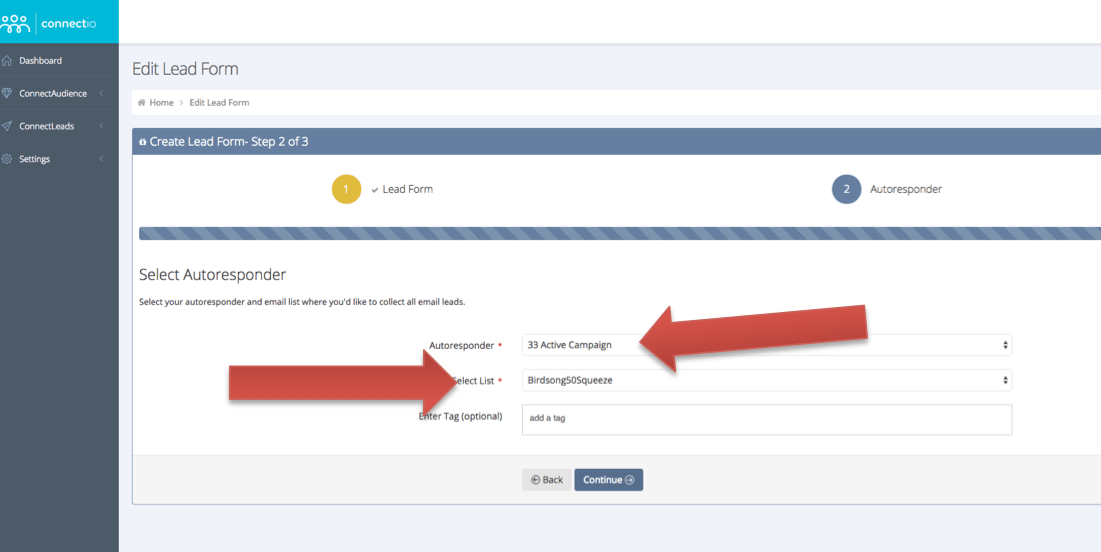 Facebook Lead Ad Automation