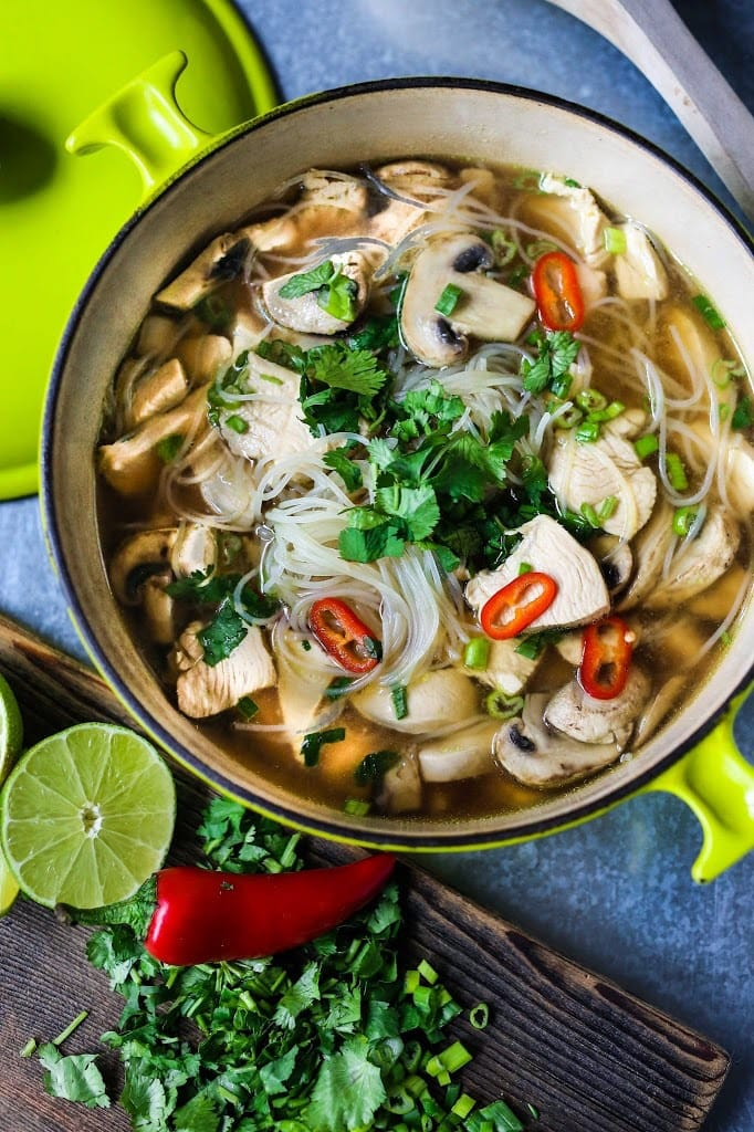 10 Feel Better Brothy Soups