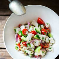 Easy Delicious Ceviche Recipe