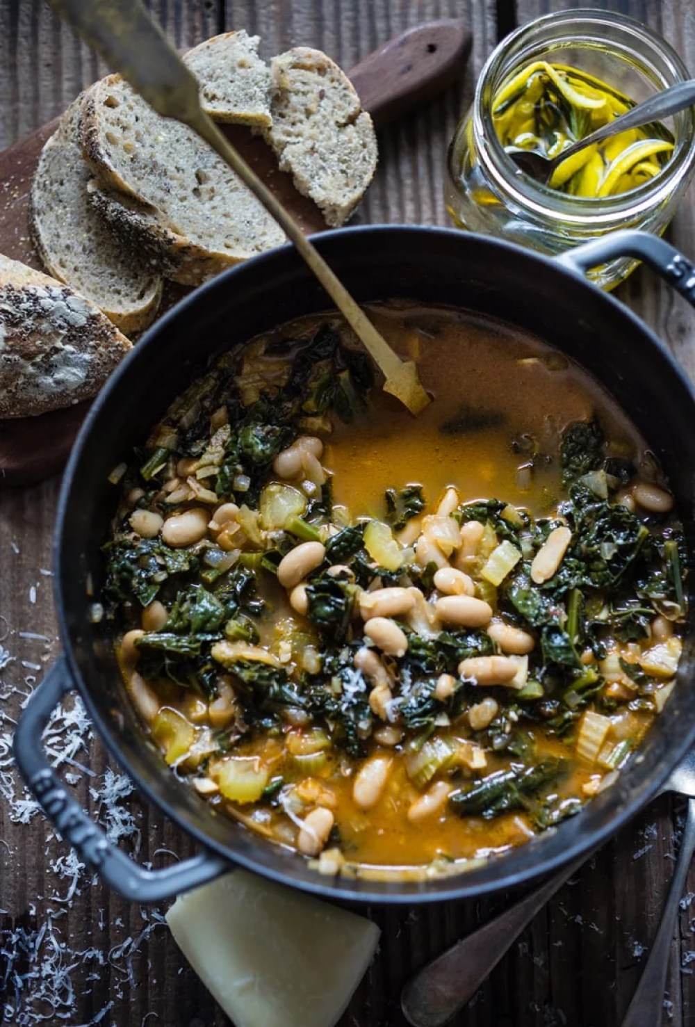 Ribollita – Tuscan White Bean Soup