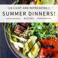 Cooling Recipes for Hot Summer Days