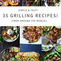 Our best 35 Grilling Recipes for Summer