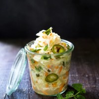 Curtido - Cultured Salvadorian Slaw