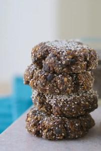 Fig Chia Cookies