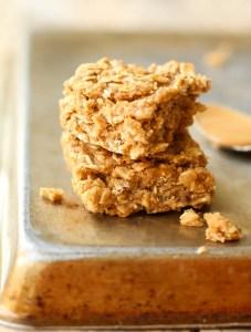 Peanut Butter Oatmeal Bars