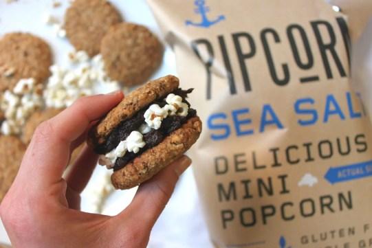 Girls' Night Cookies (vegan, gf)