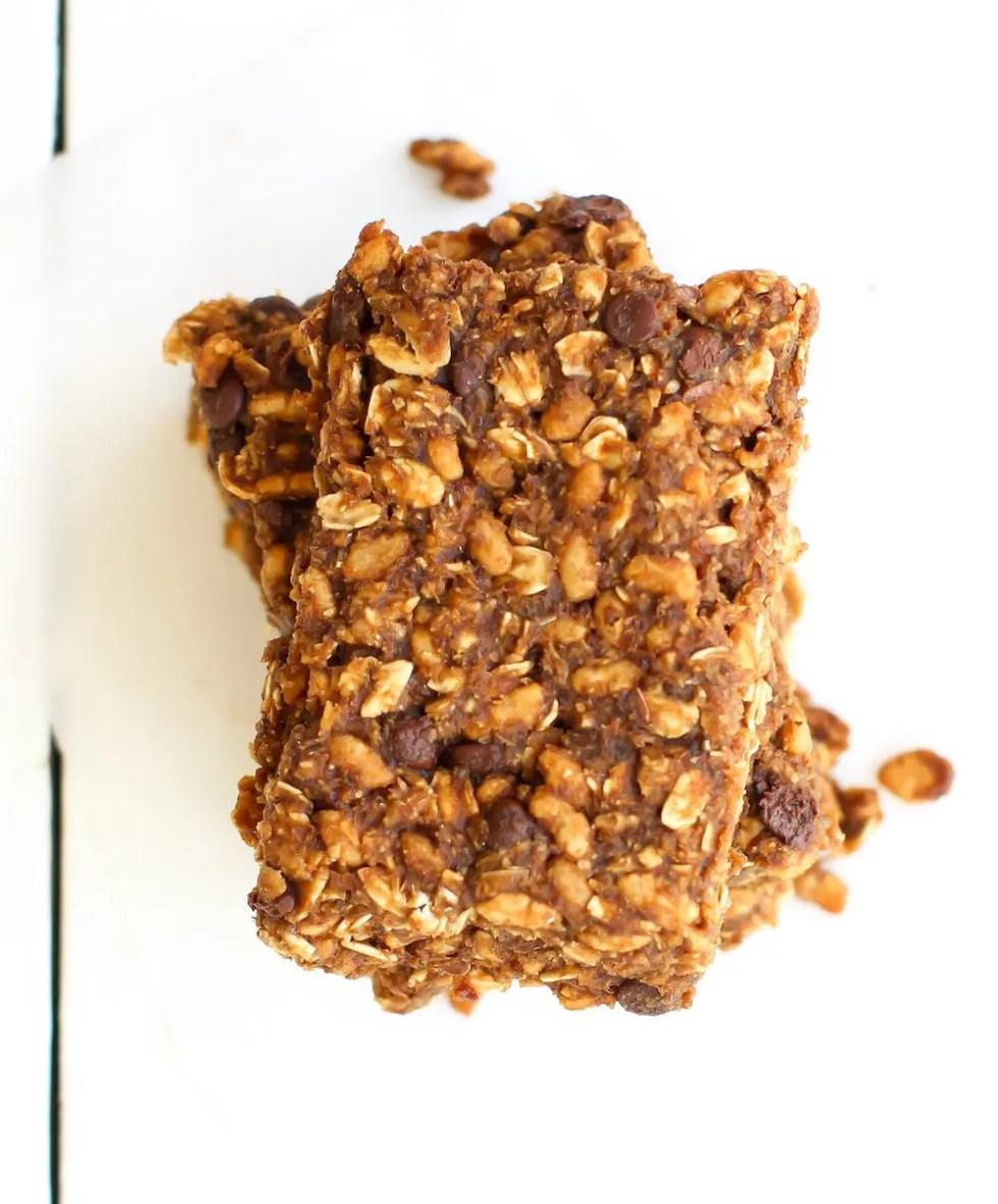 Clif Bars   Vegan, Gluten-Free, Chocolate Chip Recipe