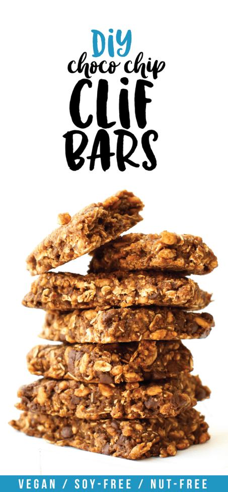 What clif bars are vegan