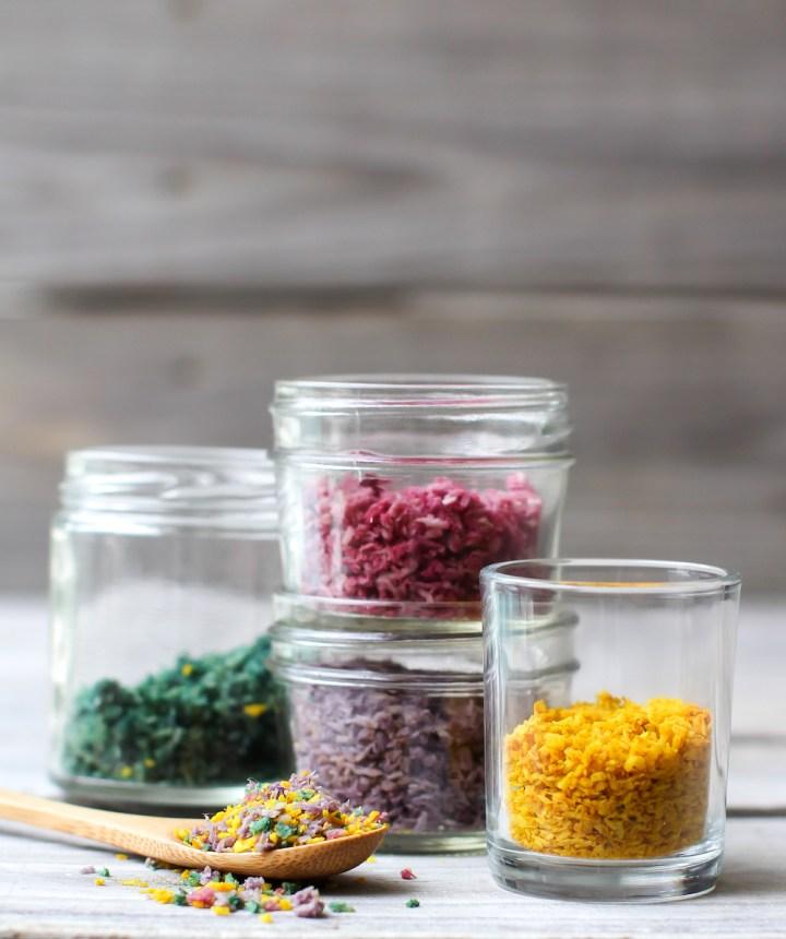 Vegan Sprinkles | DIY Sugar Free Recipe