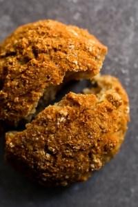 Vegan Gluten-Free Potato Buns
