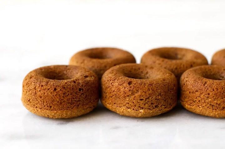 Vegan Baked Coconut Donuts   Gluten-Free & Oil-Free