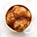 Vegan Monkey Bread Mug Cake