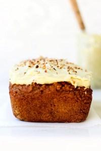 Chai Spiced Quick Bread
