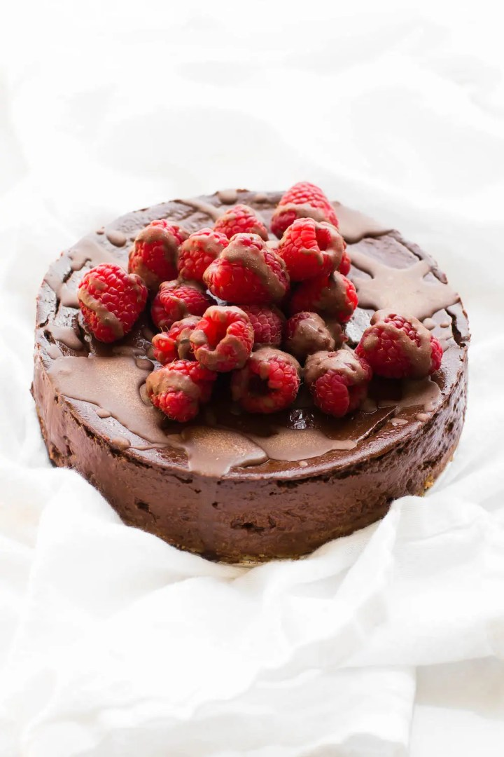 vegan gluten free low fat chocolate cake