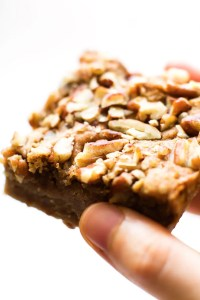 Grain-Free Sweet Potato Blondies