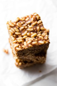 Date-Sweetened Rice Crispy Treats