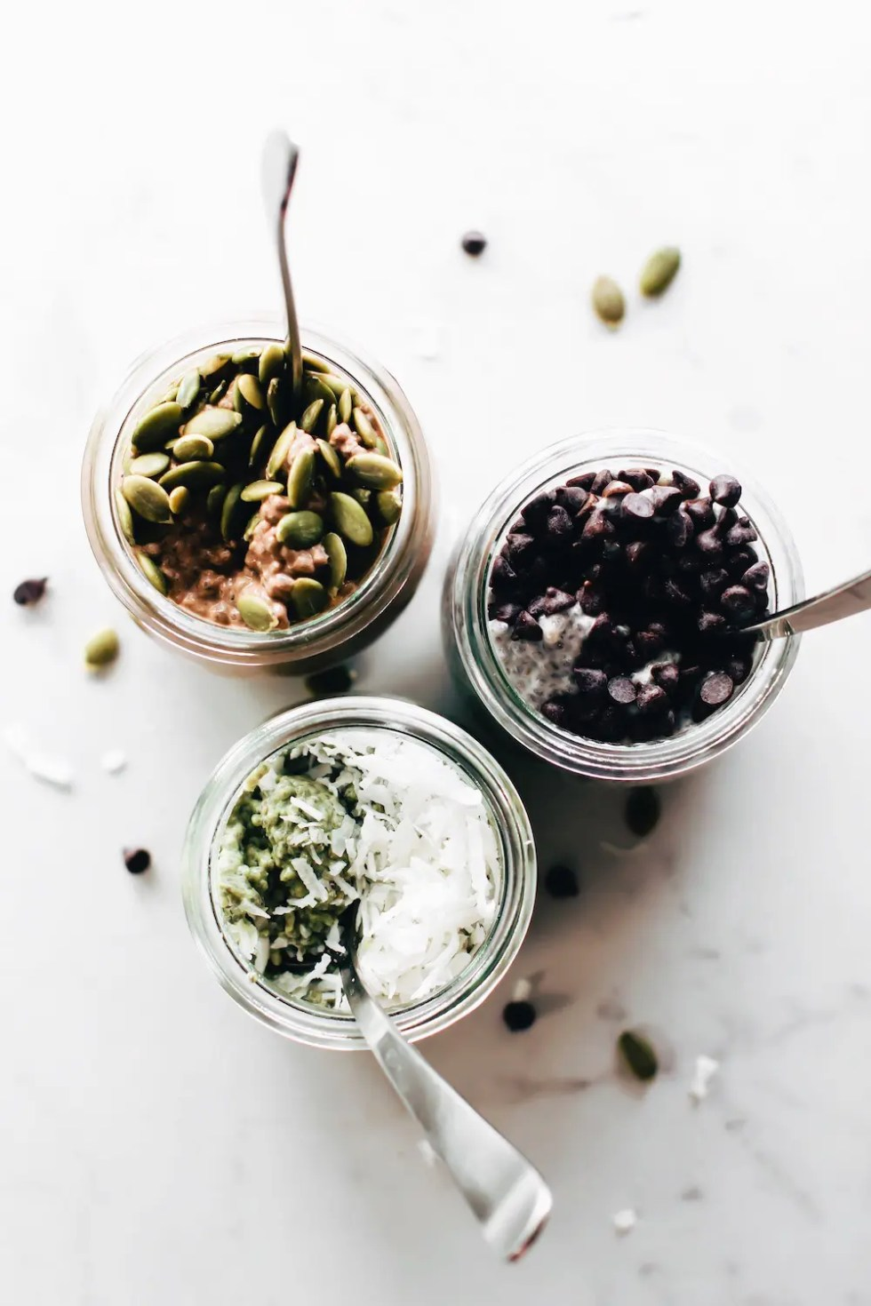 Favorite Chia Pudding (3 Ways!)