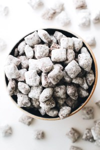 SunButter Muddy Buddies