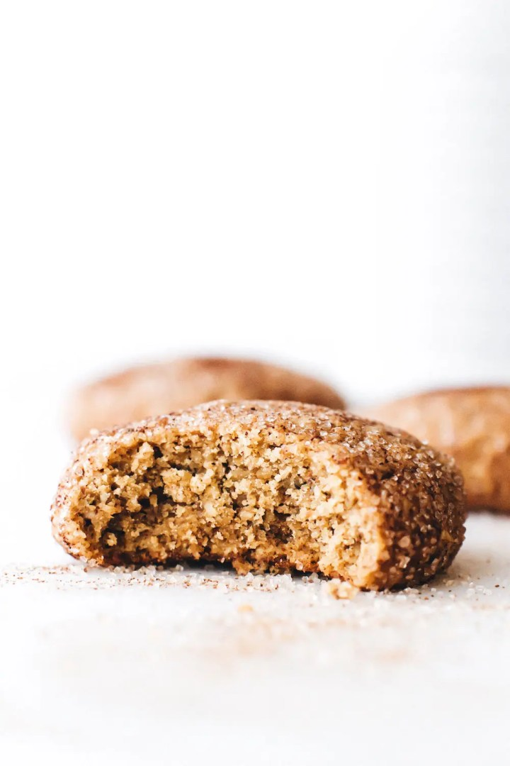 Snickerdoodle Breakfast Cookies
