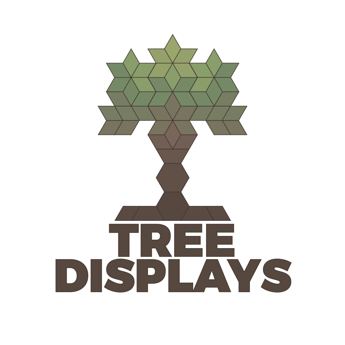 Tree Displays Logo