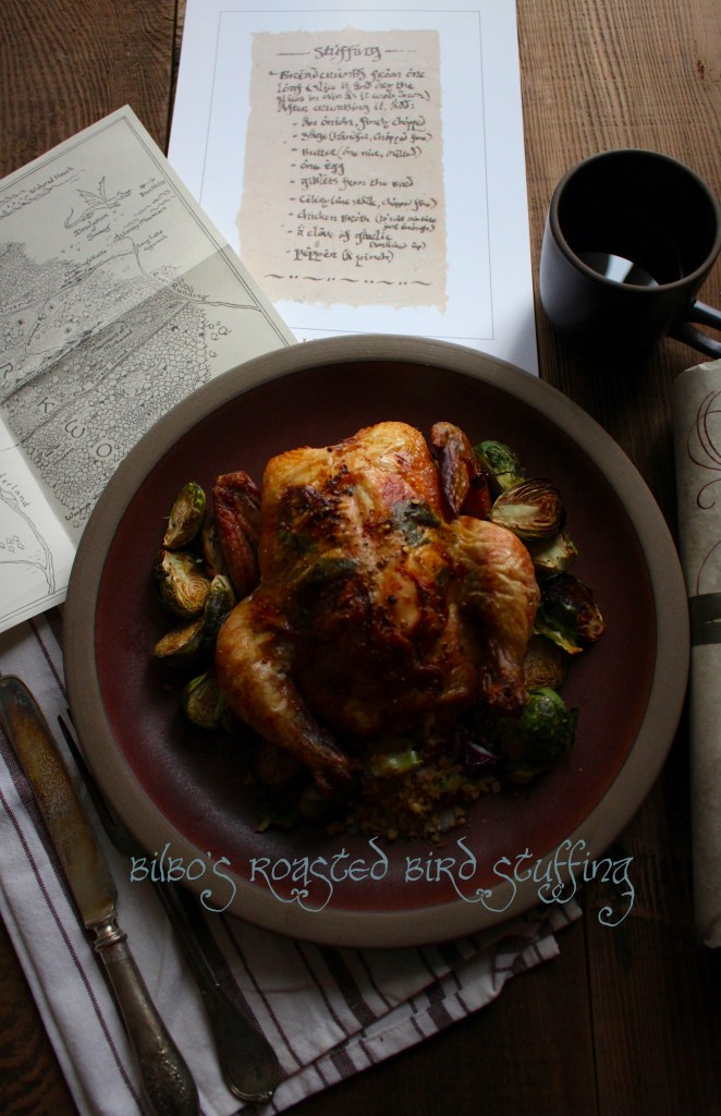 Weta's Recipes from Bag End: Bilbo Baggins's Stuffing