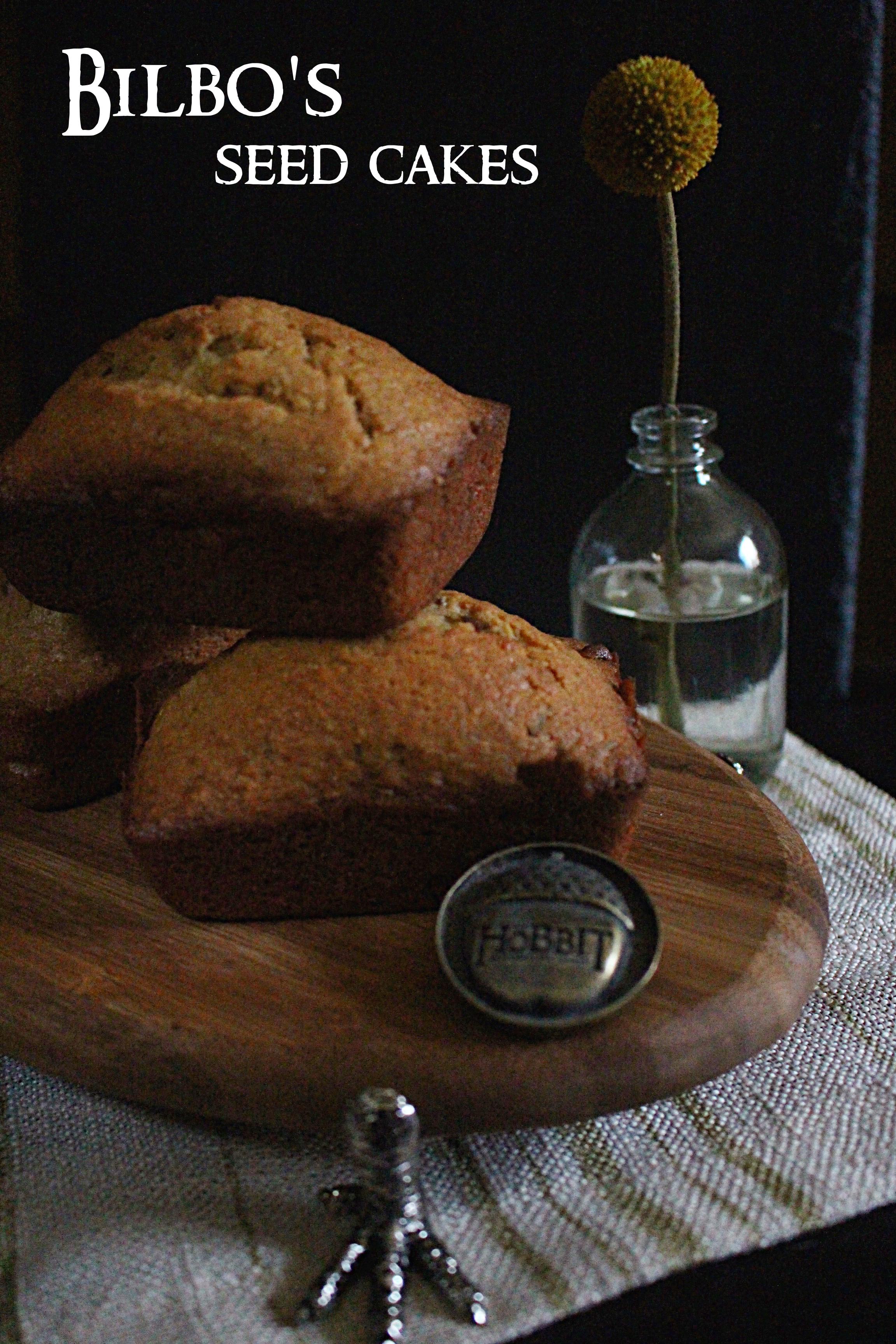 Hobbit gmail theme - The Hobbit Bilbo S Seed Cakes Recipe