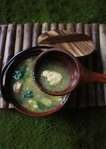 The Lord of the Rings: Eowyn's Fish Soup