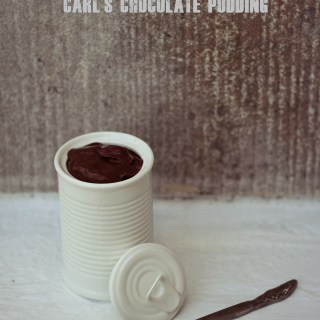 The Walking Dead: Carl's Chocolate Pudding