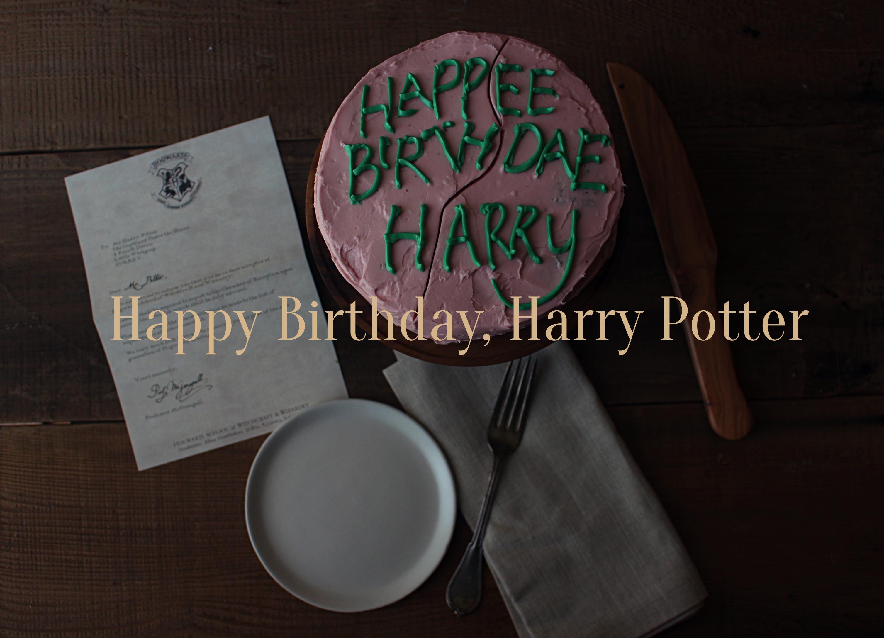 Happy Birthday Harry Potter Feast Of Starlight