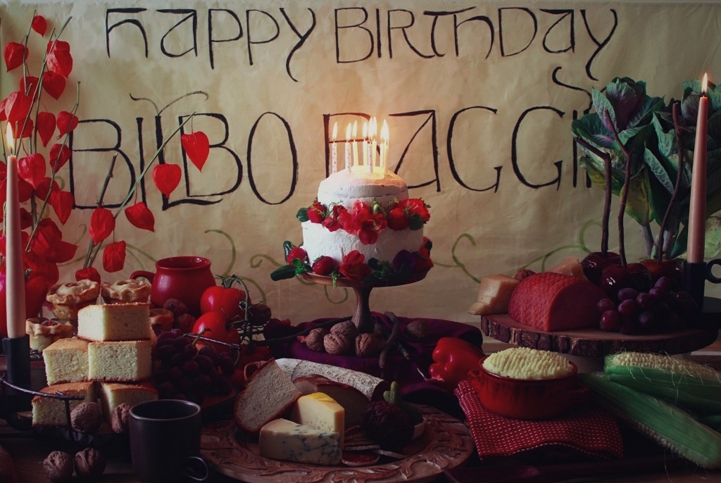 Bilbo's 111th Birthday Feast: Quick and Easy Bread