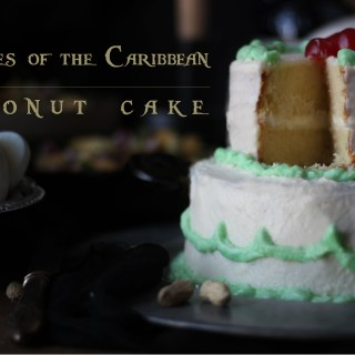 Cake from Pirates of the Caribbean, Recipes from Pirates