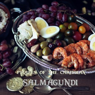 Recipe for Salmagundi, Food from Pirates of the Caribbean
