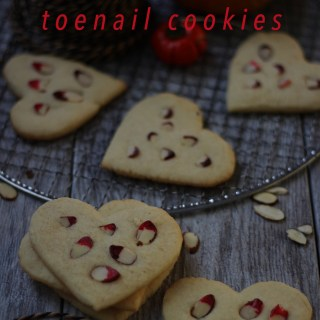 Scream Queens: Fingernail Cookies