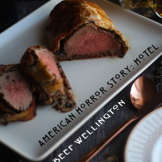 Food from American Horror Story, Lady Gaga, Recipe for Beef Wellington