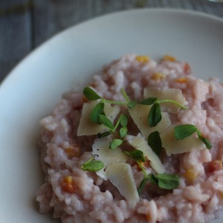 The Fault in our Stars: Dragon Carrot Risotto