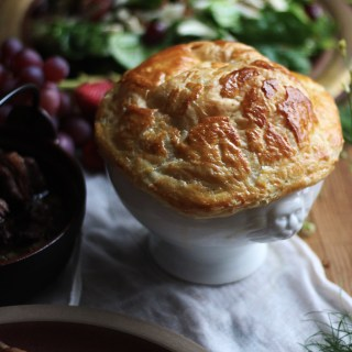 Game of Thrones: Hot Crab Pie Recipe