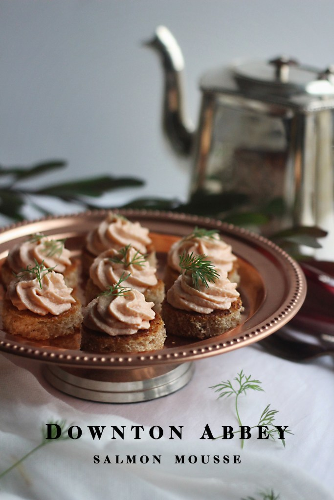Downton Abbey: Salmon Mousse