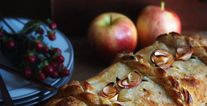 Fantastic Beasts and Where to Find Them: Queenie's Apple Strudel