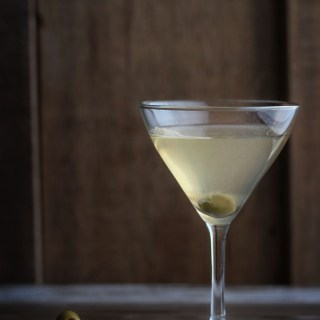 Cafe Society: Dry Martini Recipe