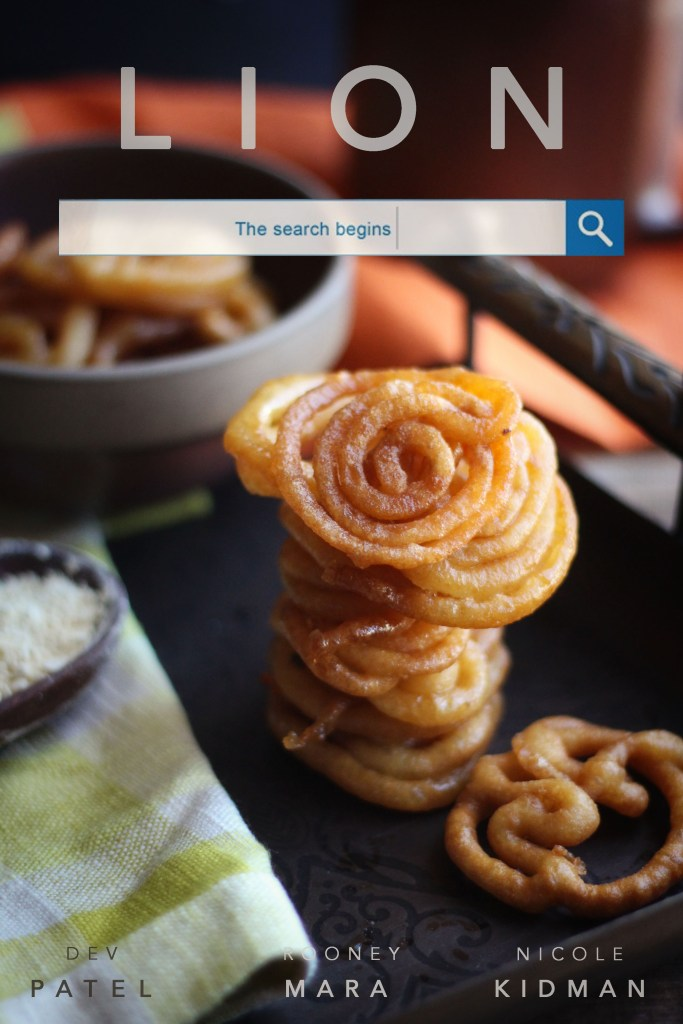 Lion: Saroo's Jalebis Recipe
