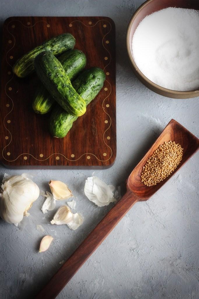The Walking Dead: Eugene's Pickle Recipe