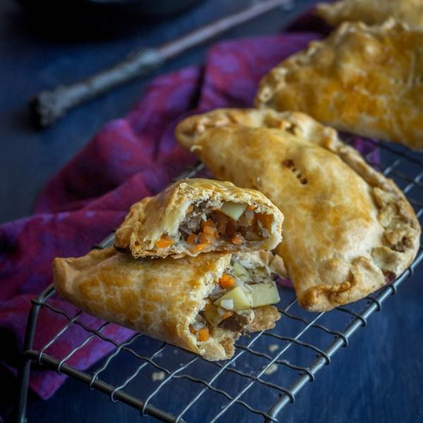 Harry Potter: Cornish Pasty recipe