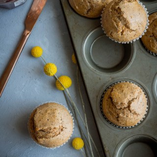 This Is Us: Healthiest Poppy Seed Muffins