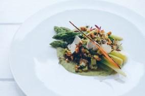 Oxfordshire asparagus