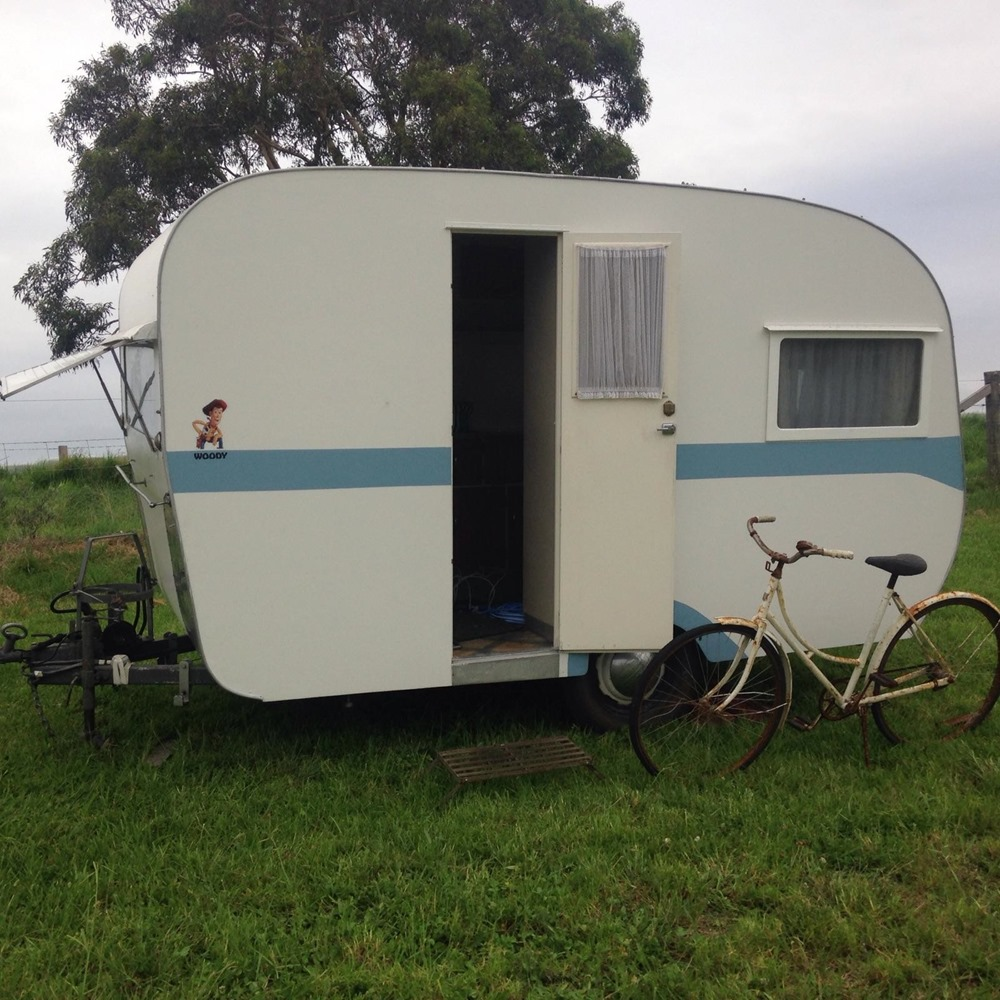 vintage caravan dream come true